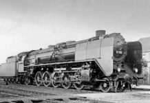 Duitse locs Baureihe 45