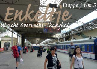 Enkeltje Utrecht Overvecht – Shanghai