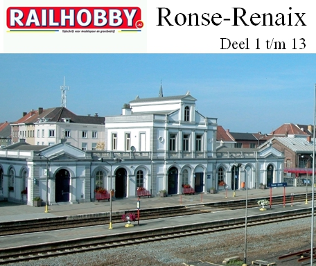 Ronse-Renaix, serie, Railhobby