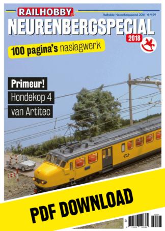 Neurenbergspecial, Railhobby, special, treinen