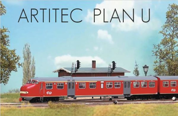 Plan U, serie, Railhobby, Artitec