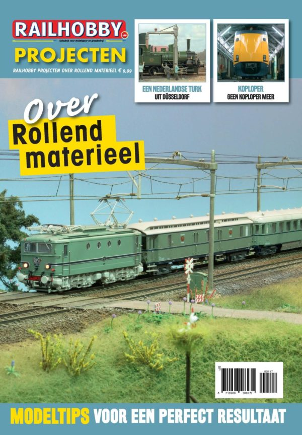 Over Rollend materieel, Railhobby, Special