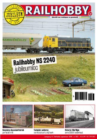 Railhobby, NS 2240 jubileumloc