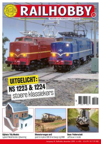 Uitgelicht: NS 1223 & 1224, Railhobby, treinen