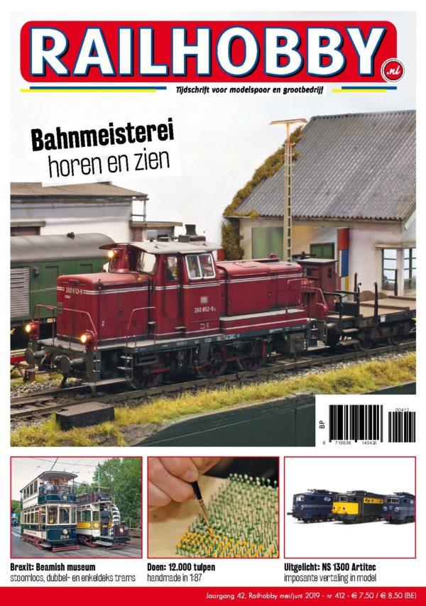 Bahnmeisterei horen en zien, Railhobby