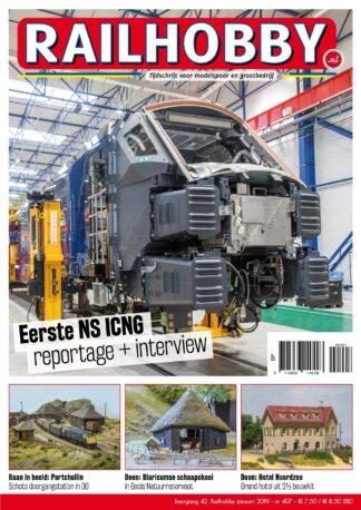 NS, reportage, interview, Railhobby, treinen