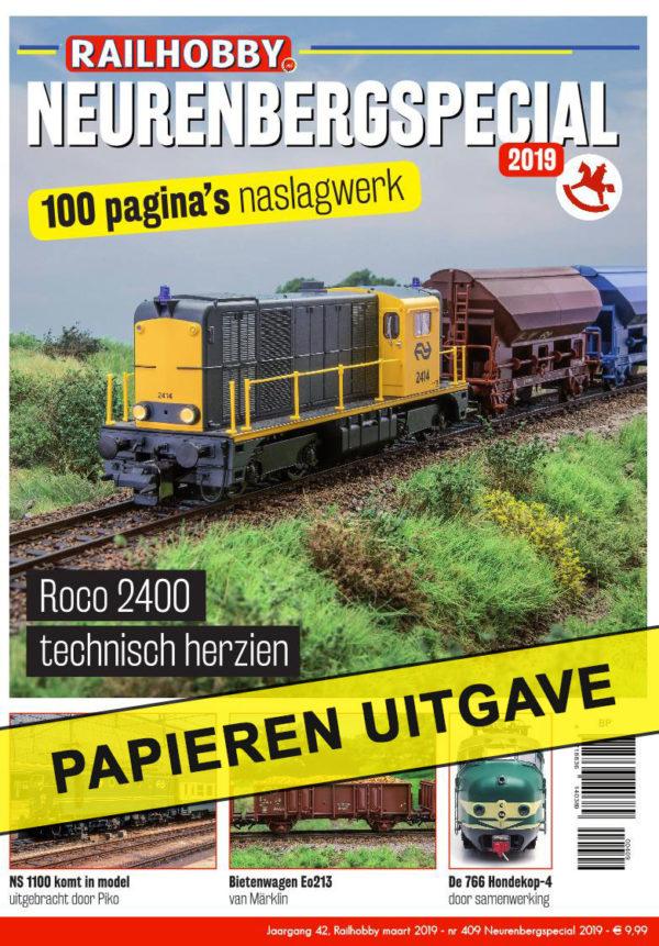 Neurenbergspecial, Railhobby, treinen, special