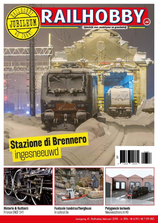 Railhobby, Stazione di Brennero, treinen