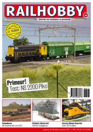 Railhobby, Primeur, NS 2200 Piko, treinen
