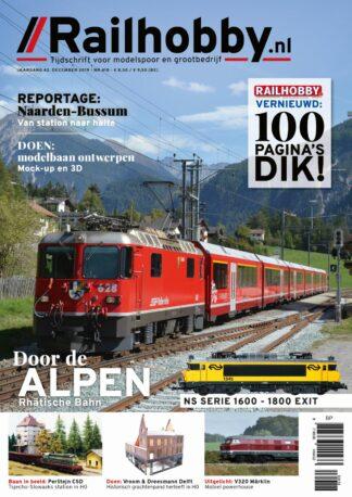 railhobby, vernieuwd, modelspoor, Piko, NS, grootbedrijf, treinen