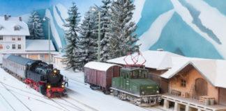 Oberammergau, schaal 0, Railhobby, treinen