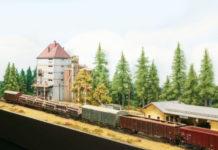 Railhobby, online artikel, treinen