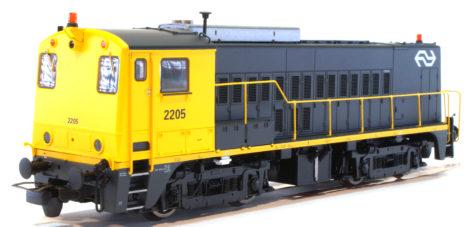 Railhobby, NS 2205, Piko, Artikel, treinen