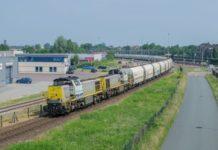 Venlo, Railhobby, voorproefje, Duitse locomotieven