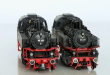 Roco, model 86, Railtest, Railhobby, treinen