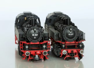 Roco, model 86, Railtest, Railhobby, treinen