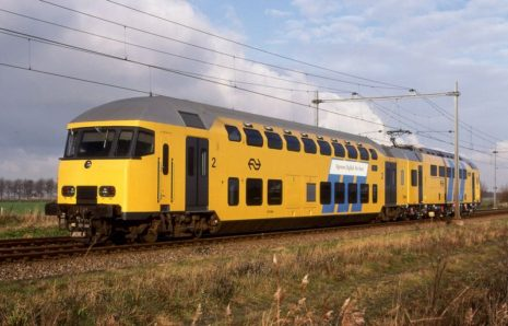 Historie: Einde van een tijdperk, Railhobby, DD-AR, treinen