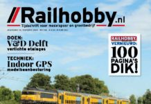 Cover, Railhobby 420, treinen