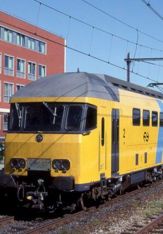 Historie: Einde van een tijdperk, Railhobby, treinen