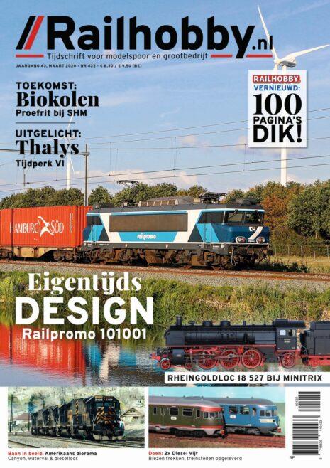 railhobby, modelspoor, BR221, piko, biokolen, dieseltrein