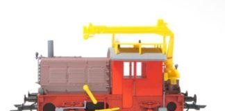 Uitgelicht: Locomotorkraan van Roco