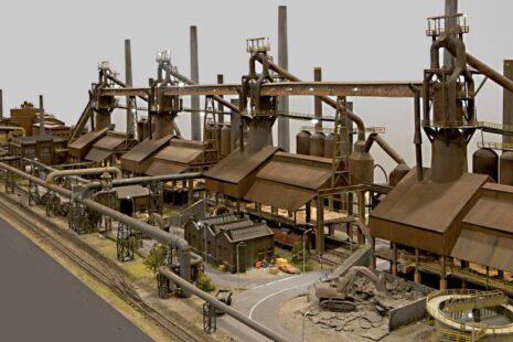 Baan in beeld: Mannen van staal