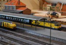 Doen: Stationskap Hilversum in H0