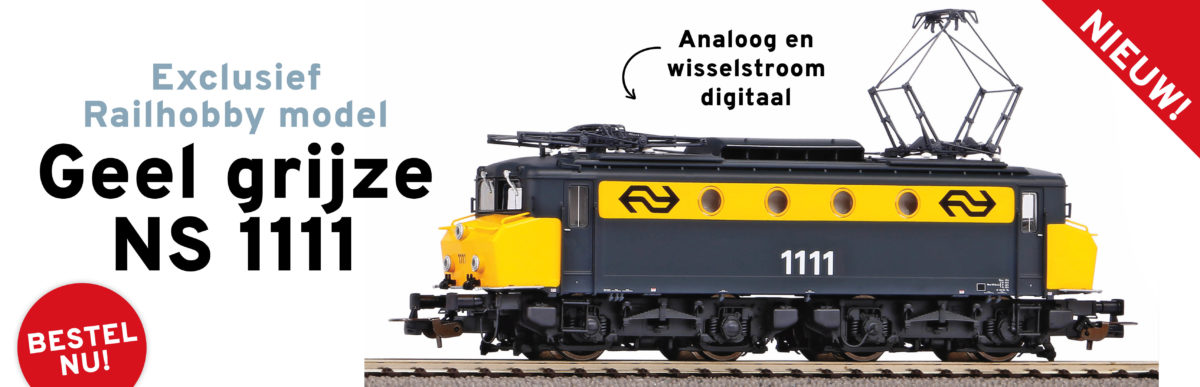 Railhobby NS 1111 LOC