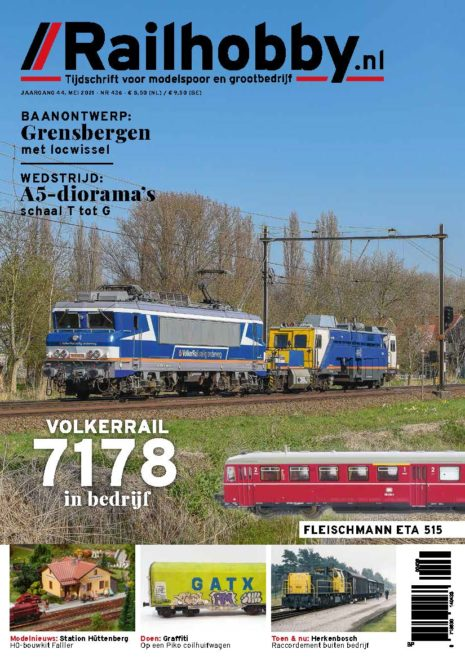 Railhobby 436 april