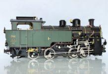 Railtest: LGB ex-FO-tandradloc