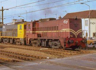 Railhobby 437 Special NS in de jaren 80 en 90