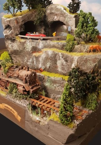 o Doen: Online A5-dioramawedstrijd